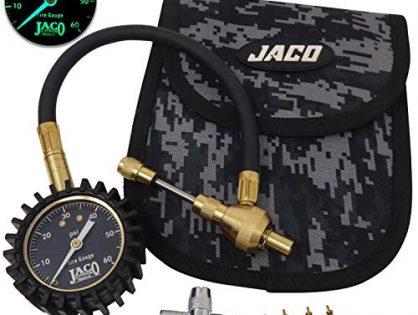 JACO RapidFlow Tire Deflator with Gauge 0-60 PSI | Rapid 4x4 Off Road Air Down Kit