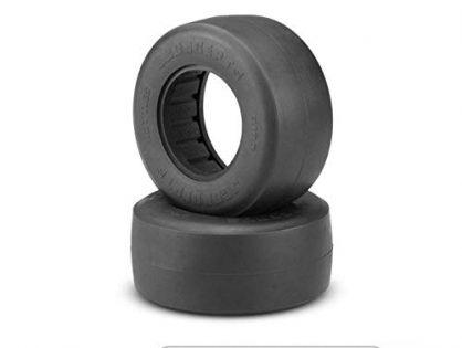 J Concepts Inc. Hotties Rear Drag Tires, Green 2: SCT, JCO319402