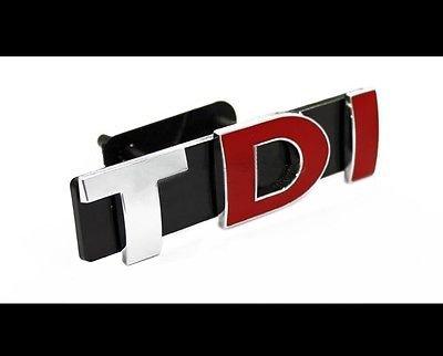 Top 10 TDI Grill Badge - Emblems