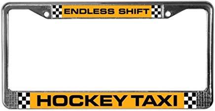 Top 9 License Plate Frame Hockey - License Plate Frames