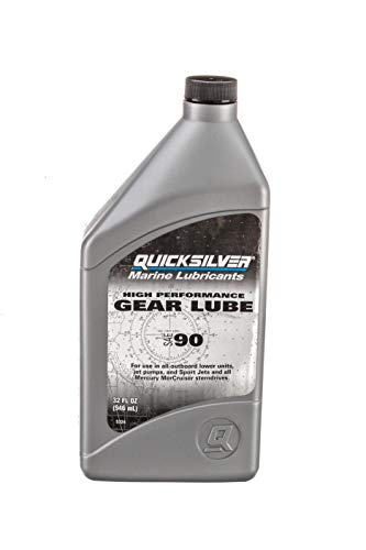 Top 9 Mercury Gearcase Lubricant - Gear Oils