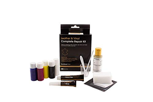 Top 10 Vinly Repair Kits - Leather Care Products