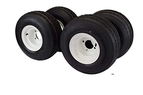 Top 10 Golf Cart Wheels and Tires - Trailer Tire & Wheel Assemblies