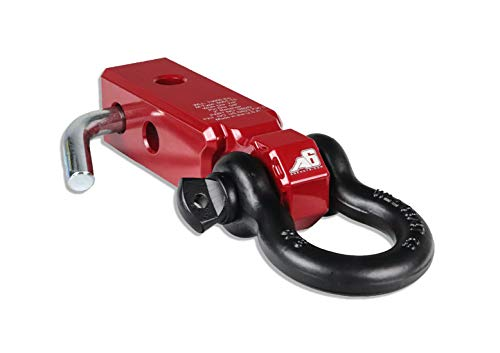 Top 10 Agency 6 Recovery Shackle Block - Towing Winches
