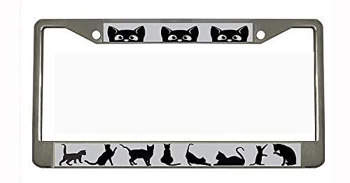 Top 7 Cat License Plate Frame - License Plate Frames
