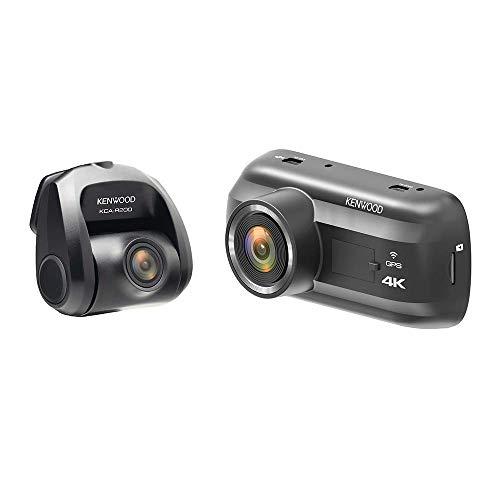 Top 10 Kenwood DRV-A601W - Car On-Dash Mounted Cameras