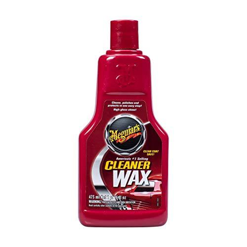 Top 10 Cleaner Wax Meguiars - Waxes