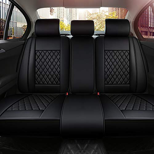 Top 10 Back Seat Covers for Cars Leather - Automotive Seat Covers