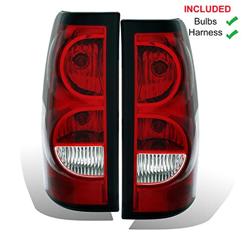 Top 10 2003 Chevy Silverado Taillights - Automotive Tail Light Assemblies