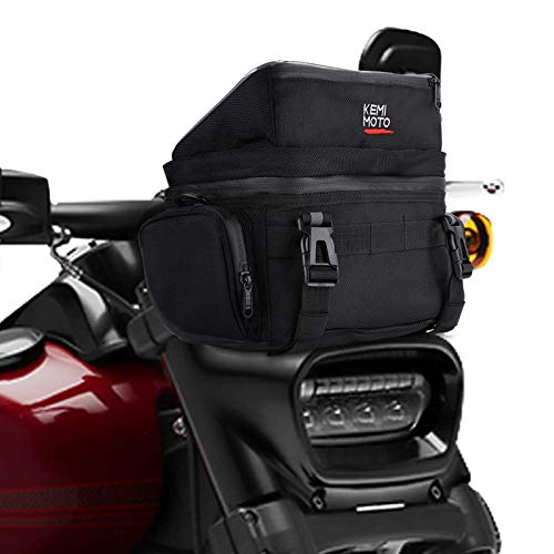 Top 9 Fat Bob Accessories - Powersports Saddle Bags