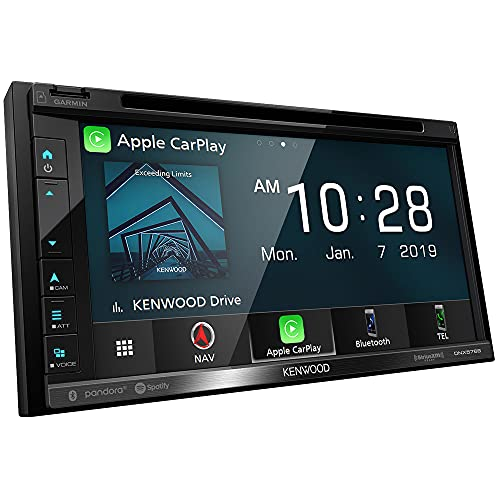 Top 10 Kenwood Excelon Dnx696s - Car In-Dash Navigation GPS Units