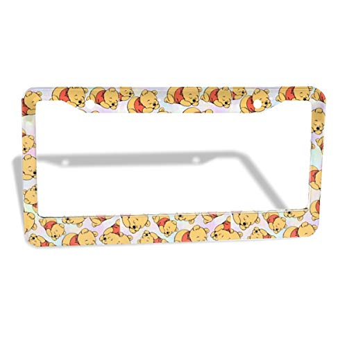 Top 10 Winnie The Pooh License Plate Frame - License Plate Frames