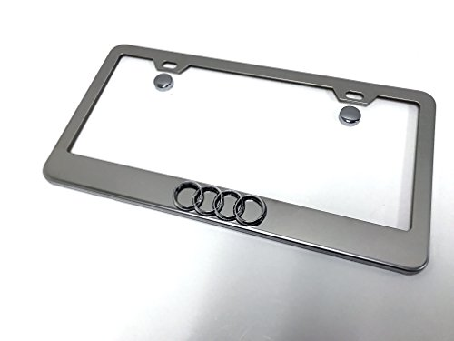 Top 9 Audi License Plate Frame Stainless Steel - License Plate Frames
