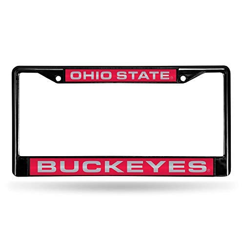 Top 10 College License Plate Frame - Sports Fan License Plate Frames