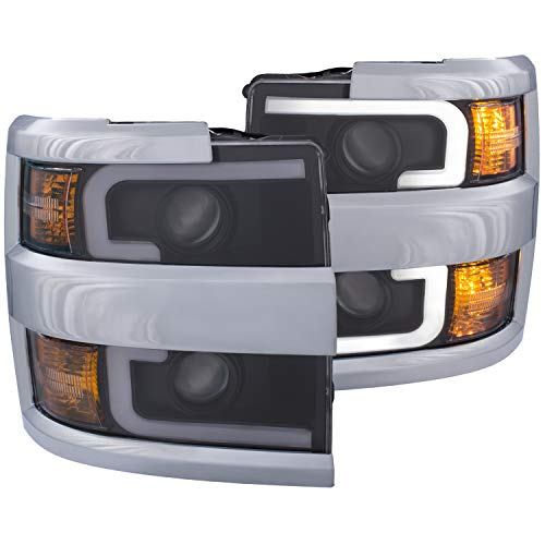 Top 6 Anzo Headlights SILVERADO - Automotive Headlight Assemblies