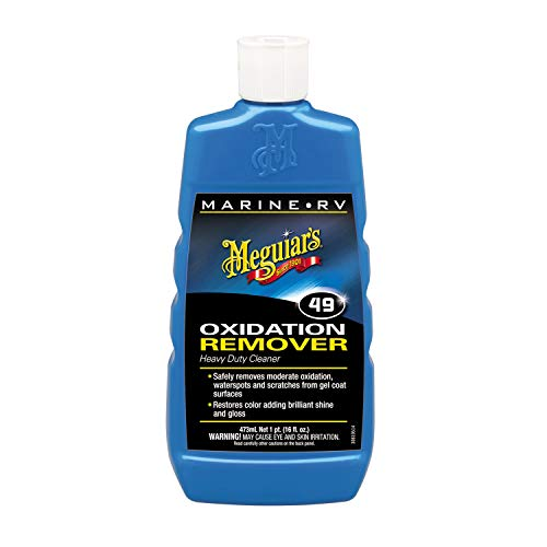 Top 10 Gel Coat Oxidation Remover - Polishing & Rubbing Compounds