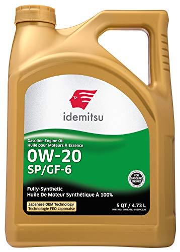 Top 10 Amazon Oil 0W-20 - Motor Oils