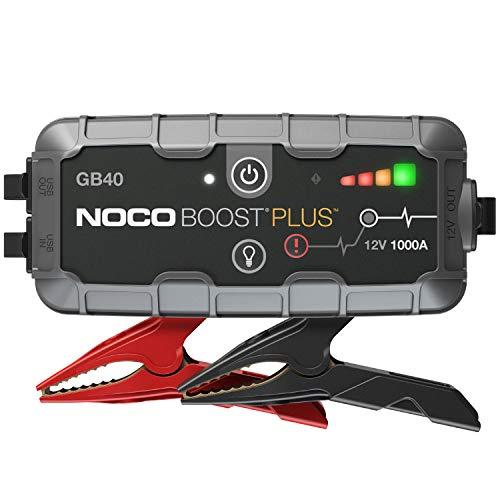Top 10 GB40 NOCO Genius Boost Plus 1000a - Automotive Replacement Batteries & Accessories