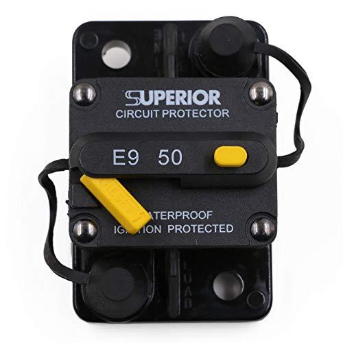 Top 10 50Amp Circuit Breaker - Circuit Breakers