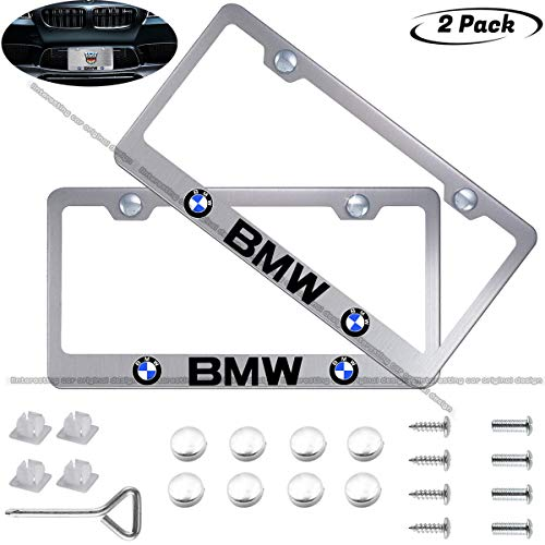 Top 9 License Plate Frame BMW - License Plate Frames