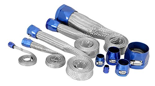 Top 10 Braided Hose Cover - Automotive Replacement Spark Plug Looms & Accessories