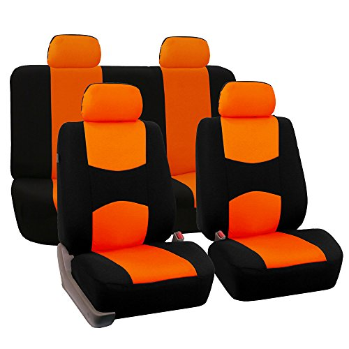 Top 10 Orange Seat Covers - Automotive Seat Cover Accessories