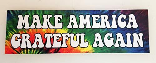 Top 5 Grateful Dead Bumper Stickers - Bumper Stickers, Decals & Magnets