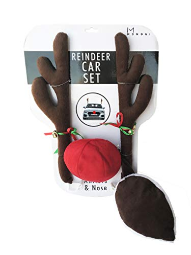 Top 10 Reindeer Car Kit - Automotive Exterior Accessories