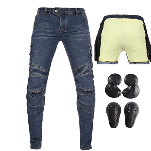 Top 9 Jeans Motorcycle Mens - Powersports Protective Pants
