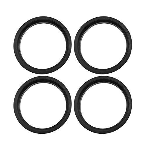 Top 10 57.1 to 66.6 Hub Rings - Hub Centric Rings