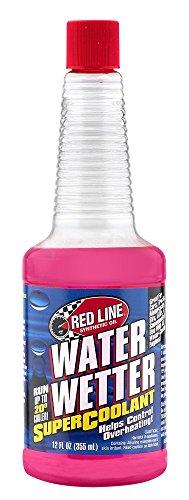 Top 6 Water Wetter Red Line - Antifreezes & Coolants