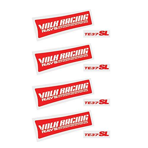 Top 10 Volk Racing TE37 - Bumper Stickers, Decals & Magnets