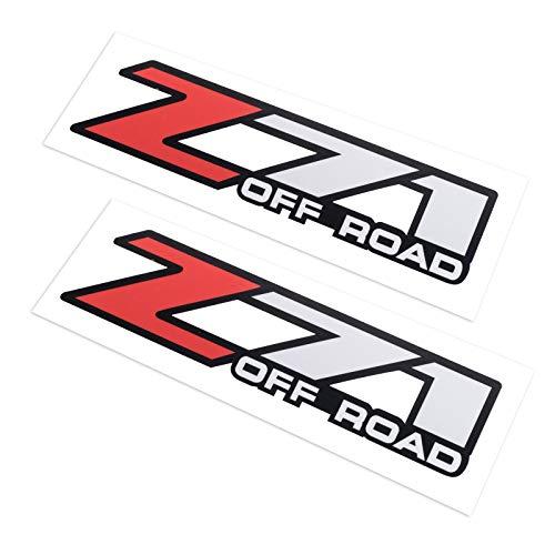 Top 10 Z71 Decals Chevy Silverado - Bumper Stickers, Decals & Magnets
