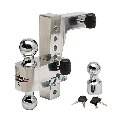 Top 10 Drop Hitch 8 Inch - Towing Ball Mounts