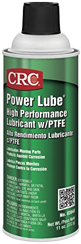 Top 7 CRC Power Lube with PTFE - Power Tool Lubricants