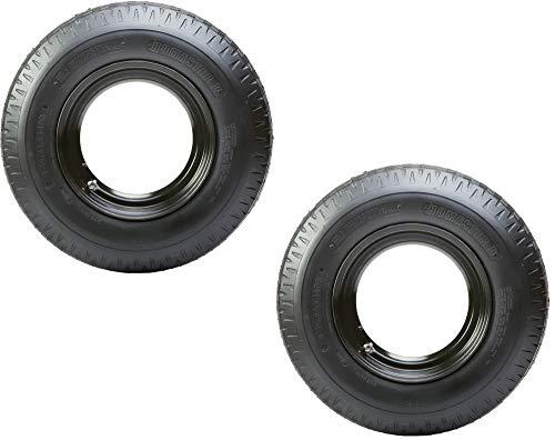 Top 7 8-14.5 Trailer Tire Rim - Trailer Tire & Wheel Assemblies
