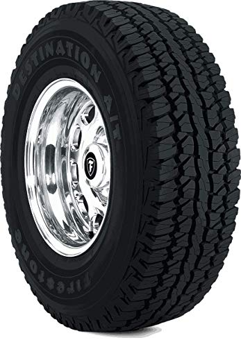 Top 8 Firestone Destination At - Light Truck & SUV All-Terrain & Mud-Terrain Tires