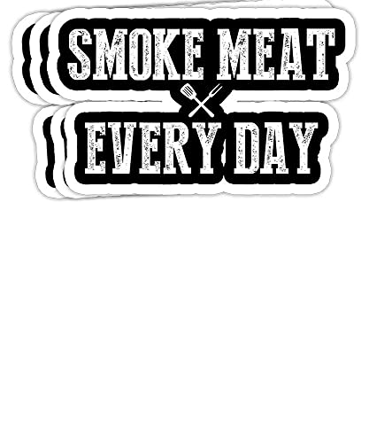Top 10 BBQ Accessories for Men - Bumper Stickers, Decals & Magnets