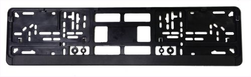 Top 10 Euro License Plate Holder - License Plate Frames