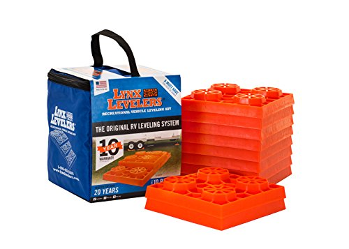 Top 10 Camper Leveling Blocks - Wheel Immobilizers & Chocks