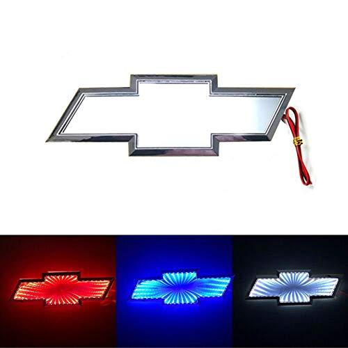 Top 8 Glowing Chevy Emblem - Emblems