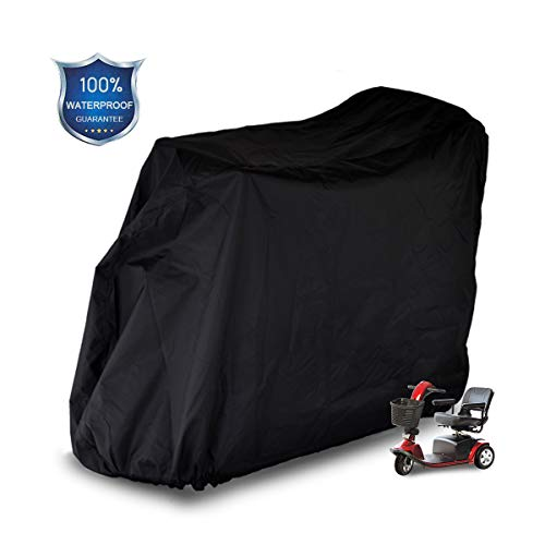 Top 10 Pride Mobility Scooter Accessories - Powersports Vehicle Covers