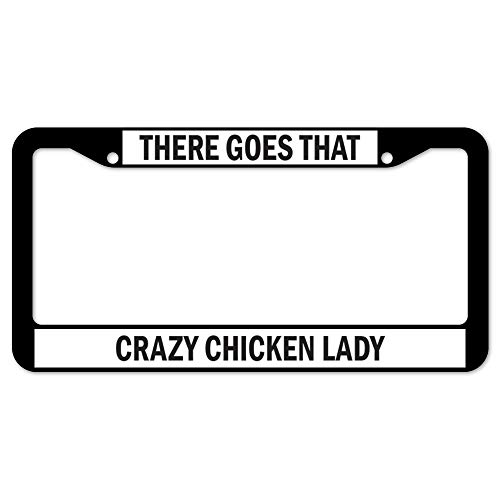 Top 9 Chicken License Plate - License Plate Frames