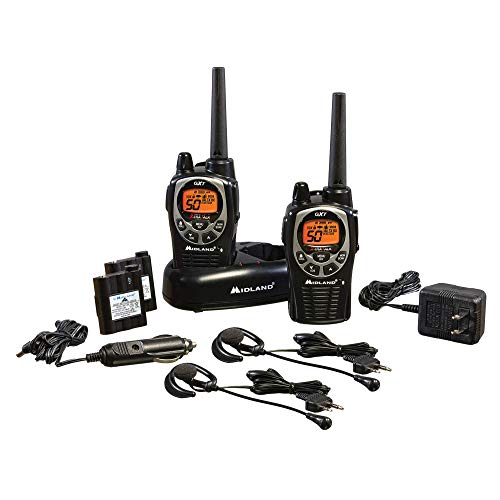Top 10 Midland Walkie Talkie - Portable FRS Two-Way Radios
