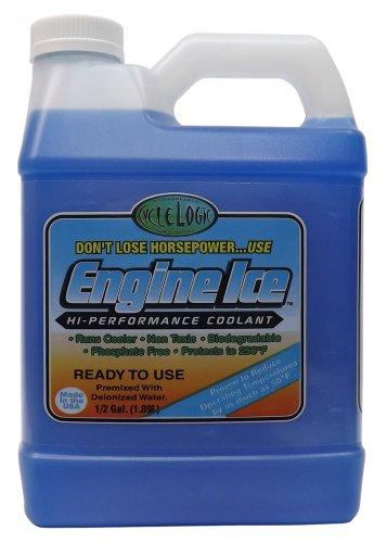 Top 9 Engine Ice TYDS008 High Performance Coolant - 0.5 Gallon - Antifreezes & Coolants