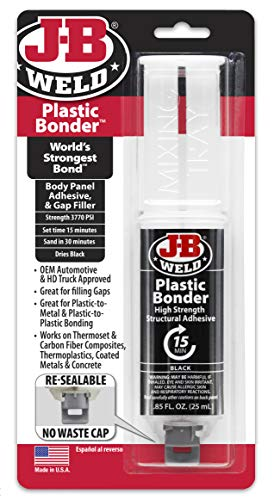 Top 10 Jb Weld Plastic Bonder - Body Repair & Restoration Adhesives
