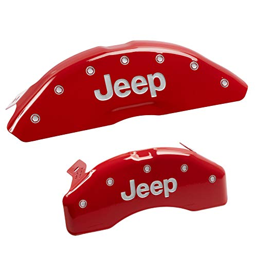 Top 10 MGP Caliper Covers Jeep Grand Cherokee - Automotive Replacement Brake Caliper Brackets