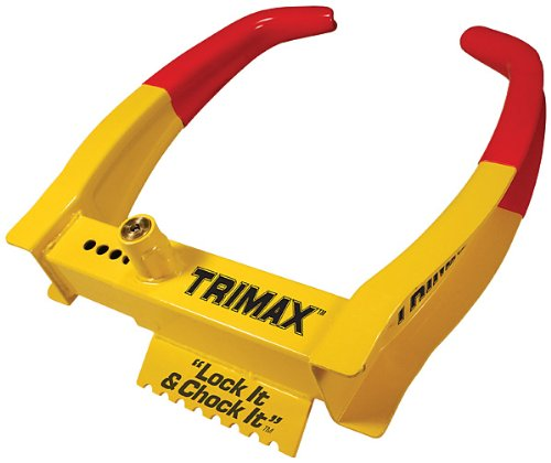 Top 10 Teardrop Trailer Accessories - Wheel Immobilizers & Chocks