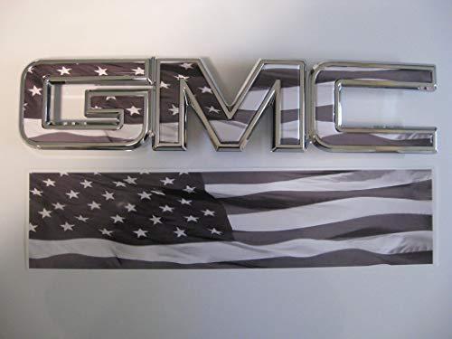 Top 10 GMC Emblem Decal Overlay Vinyl Sheet - Automotive Decals