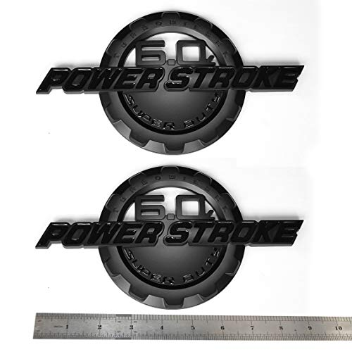 Top 10 6.0L Powerstroke Emblem - Emblems